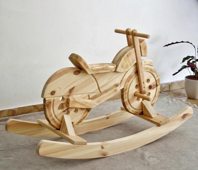 Rocking Motorbike-swings